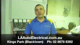 LAAutoelectrical.com.au - Auto electrician at Kings Park (Blacktown)
