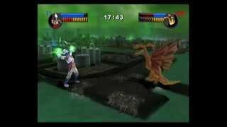 Ultraman Jaguar Gaia Ep 10: King Ghidorah