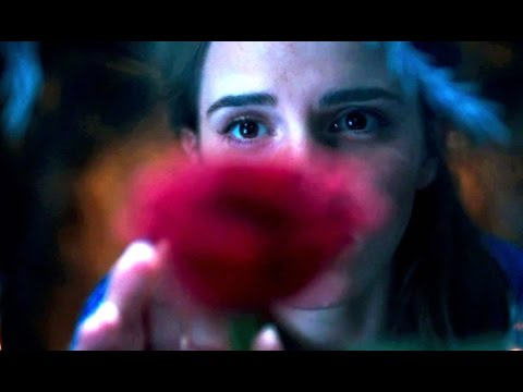 BEAUTY AND THE BEAST Official Teaser Trailer (2017) Emma Watson, Ian McKellen Disney Movie HD