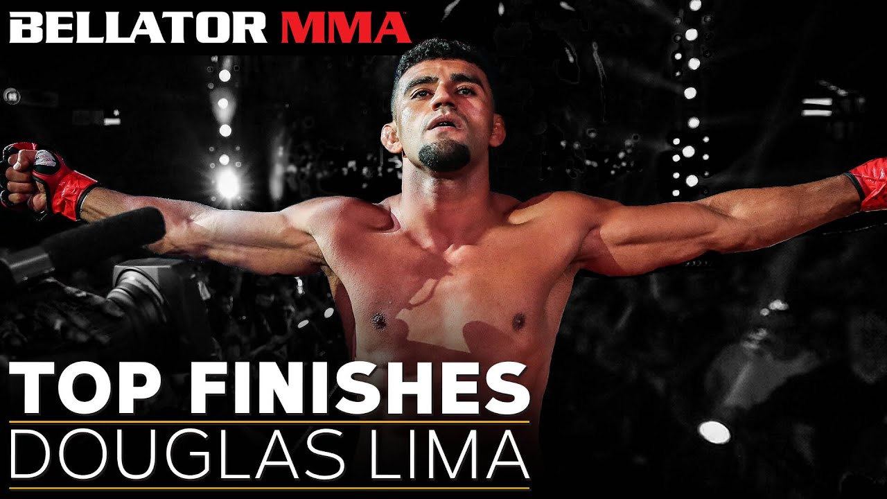 Douglas Lima's TOP 10 Knockouts & Submissions | BELLATOR MMA