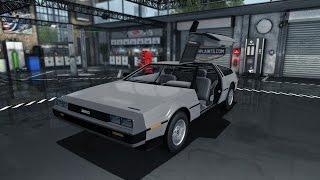 Car Mechanic Simulator 2015 Delorean restoration to stock