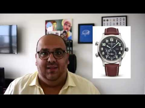 State of the Watch Industry - Doom and Gloom ? - Chinese Anti Corruption - Federico Talks Watches