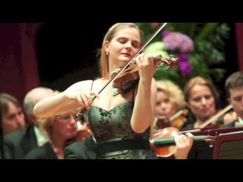 Solenne Païdassi - Saint-Saens 3d Violin Concerto, 1st mvt