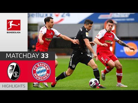 Freiburg Bayern Munich Goals And Highlights