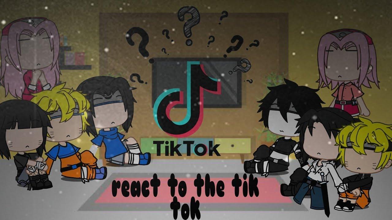 Download team 7 and his future reacts is tik tok//(sasunaru)(sakuhina)//Naruto//gacha club//