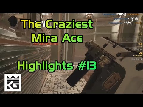 The Craziest Mira Ace | KingGeorge Highlights #13
