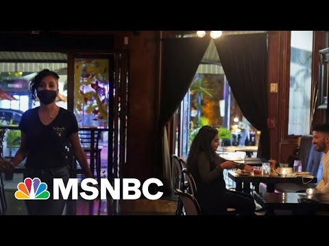 New Jersey Upholds Indoor Mask Requirements | Morning Joe | MSNBC