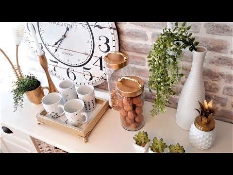 DIY ПЕРЕДЕЛКИ - ДЕКОР ДЛЯ КУХНИ...DIY For Kitchen...