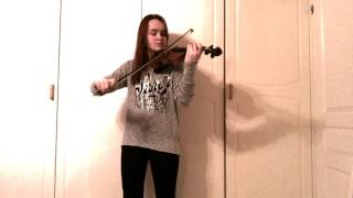 Photograph - Ed Sheeran (Emma Dahl, Violin Cover)