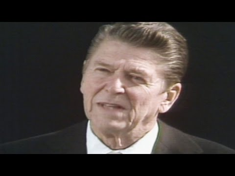Ronald Reagan inaugural address: Jan. 20, 1981
