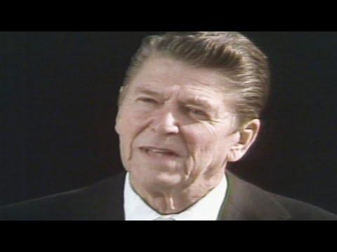 Ronald Reagan inaugural address: Jan. 20, 1981