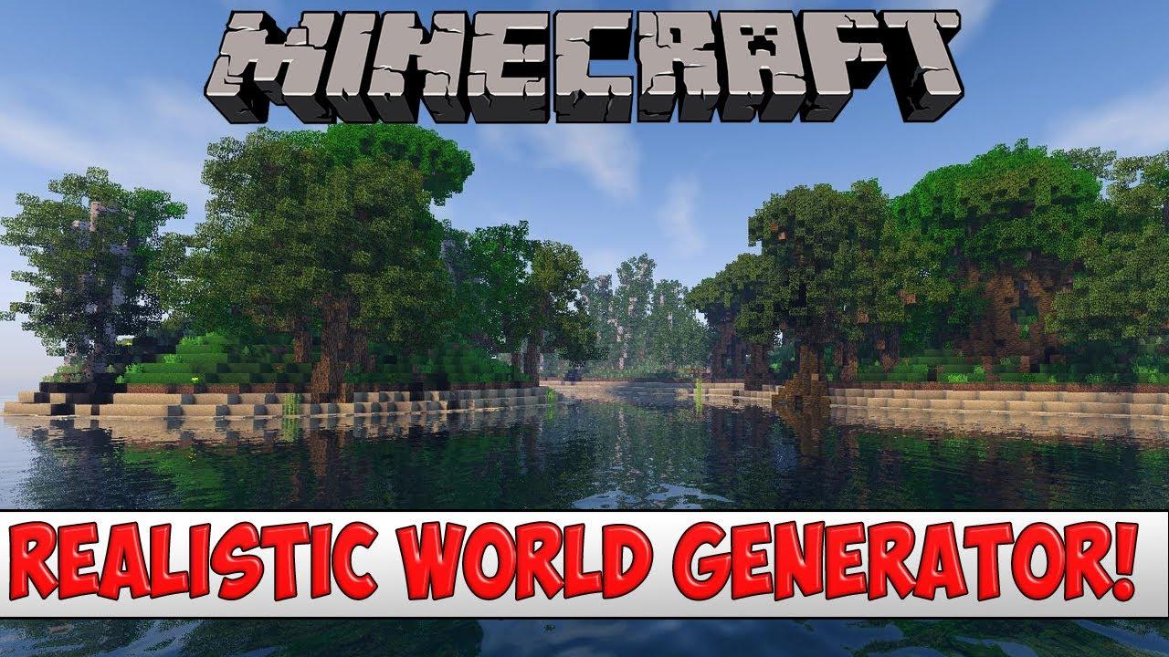 Minecraft plugin tutorial realistic world generator youtube minecraft plugin tutorial realistic world generator gumiabroncs Image collections