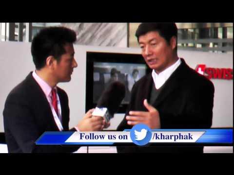 VOK interviews: Sikyong Dr.Lobsang Sangay