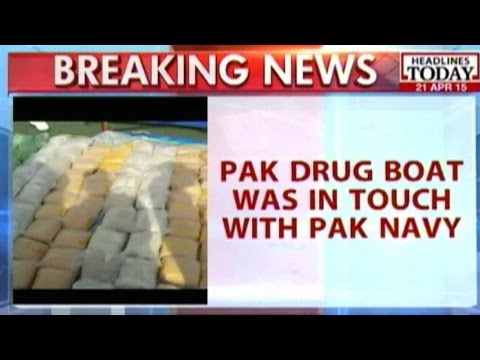 Sources: Intercepted Pak Vessel Was In Touch With Pak Navy