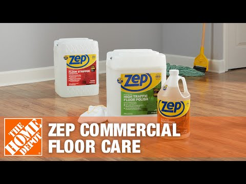 Zep Commercial Floor Care | The Home Depot