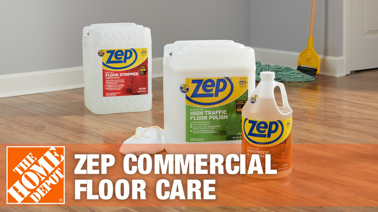 Zep Commercial Floor Care The Home