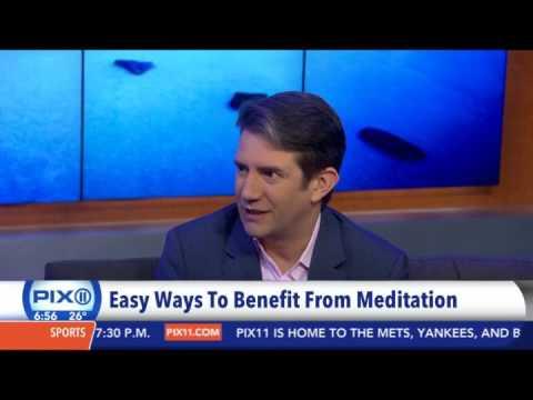 Mindful Meditation in Manhattan