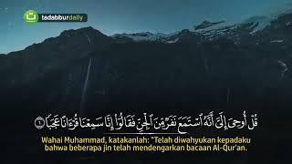Surah Al-JIN Menyejukkan Hati - Mishari Rasyid Al-Afasy