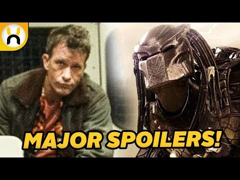 Thomas Jane Spoils The Predator Plot