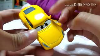 Mattel Disney cars 3 (Cruz ramirez) 🙂🙂😊