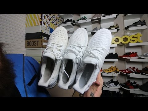 Adidas Ultra Boost V2 Vs V3