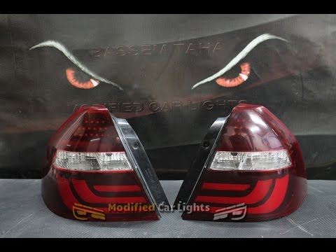 Chevrolet Aveo Tail Lights 2 Youtube