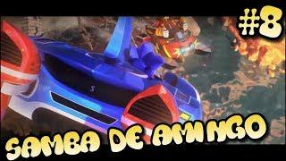 Sonic & All Stars Racing Transformed #8 Samba De Amingo