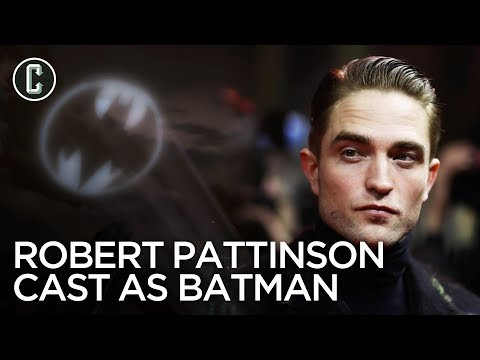 The KiddChris Show - Robert Pattinson Is Cast As The New Batman