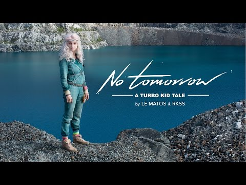 "Le Matos feat. PAWWS ""No Tomorrow - A Turbo Kid Tale"" Directed by RKSS"