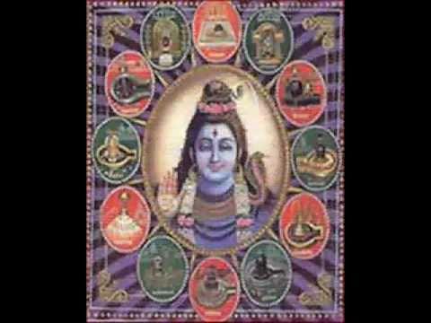 Sri Shiva Dvadasha Jyotirlinga Stotram