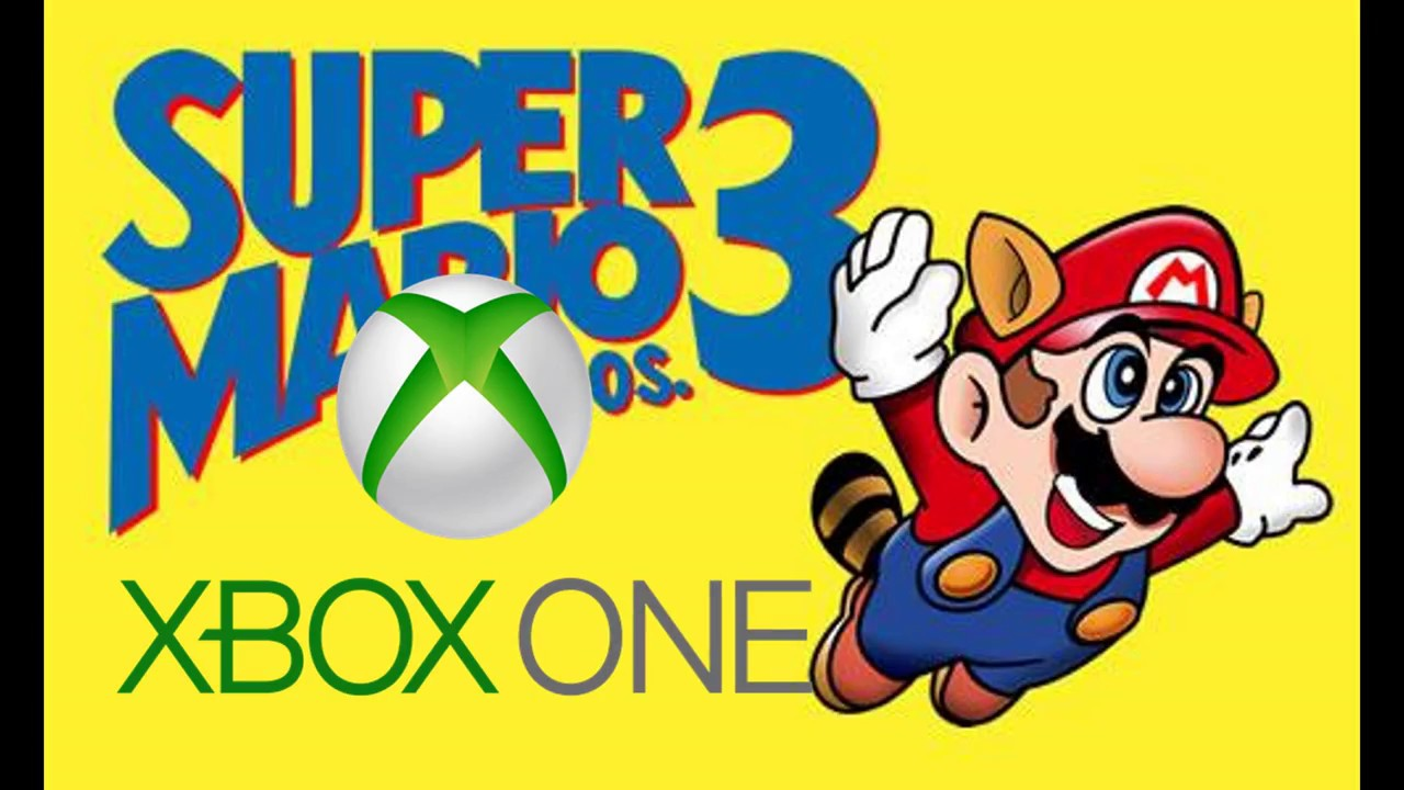Como jugar super mario bros 3 en xbox one y otros juegos for Sillas para jugar xbox