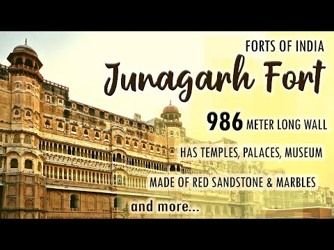 Forts Of India - Junagarh - Ep # 4