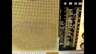 KÖRTING KONZERT Transistorradio .Test