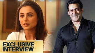 "Rani Mukerji: ""Salman Khan Is A Sweety-Pie"" 