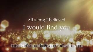 A Thousand Years (Lyrics) แปลไทย | Best Version