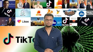 Tiktok, helo, likee, bigolive, uc news india, all apps questions ans, hackers cyber attack india,