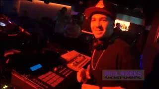 Phil Weeks LIVE PA (MPC3000+TR909) @ Rex Club - Paris (FULL VIDEO)