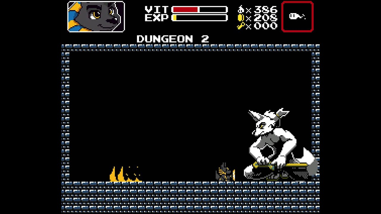 Anubis and the buried bone dungeon 2