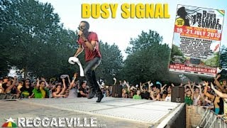Busy Signal - Unknown Number @ Ruhr Reggae Summer 7/21/2013