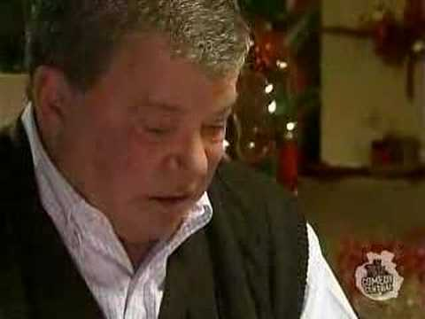 William Shatner on the true meaning of Christmas