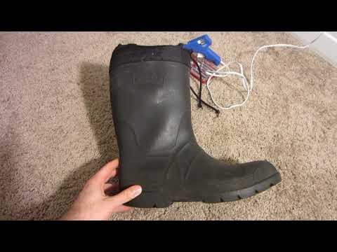 Kamik Boots: Finally Cracked Them