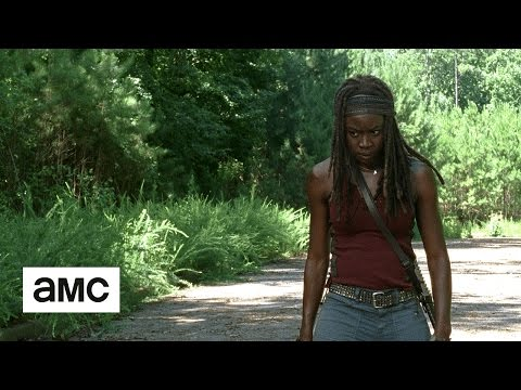 The Walking Dead: 'Michonne on the Road' Official Sneak Peek Ep. 707