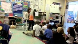 Counting Syllable Lesson-Kindergarten