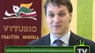 """Pirmoji """"Classmate PC"""" klasė Lietuvoje pagerins mokymosi procesą"""