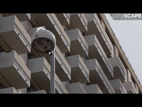 Lyon Part-Dieu Architectures : La résidence Desaix