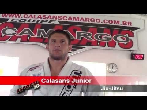 Calasans Junior, Conquista a Passagem para Abu Dhabi Pro 2015