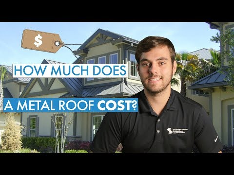 How Much Does a Metal Roof Cost? (Tear-off, Installation, and Product)
