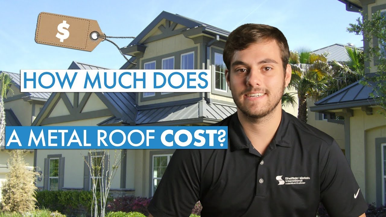 What Is The Cost Of A Metal Roof Factors Considerations Examples