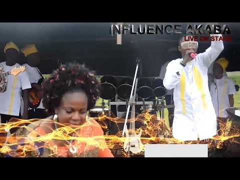 Influence Akaba Live On Stage