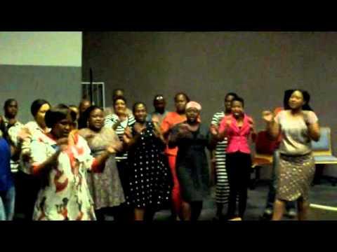 Northern Cape Provincial Legislature Choir